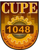 CUPE 1048 logo